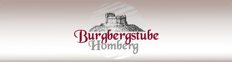 Restaurant Burgbergstube Homberg